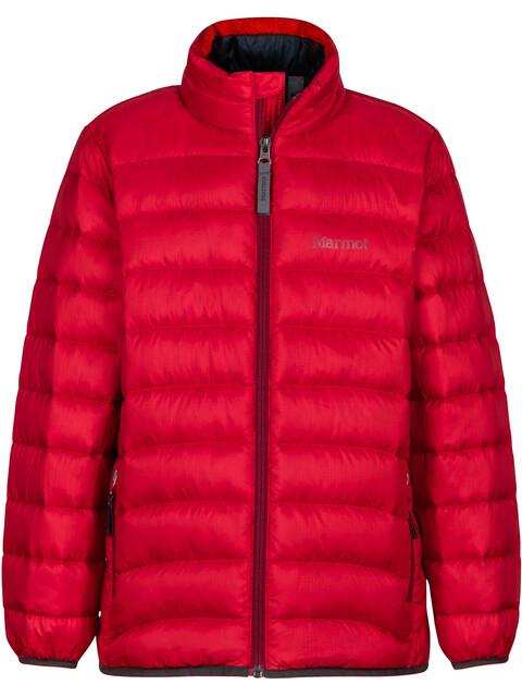 """""""Marmot Boys Tullus Jacket Team Red"""""""